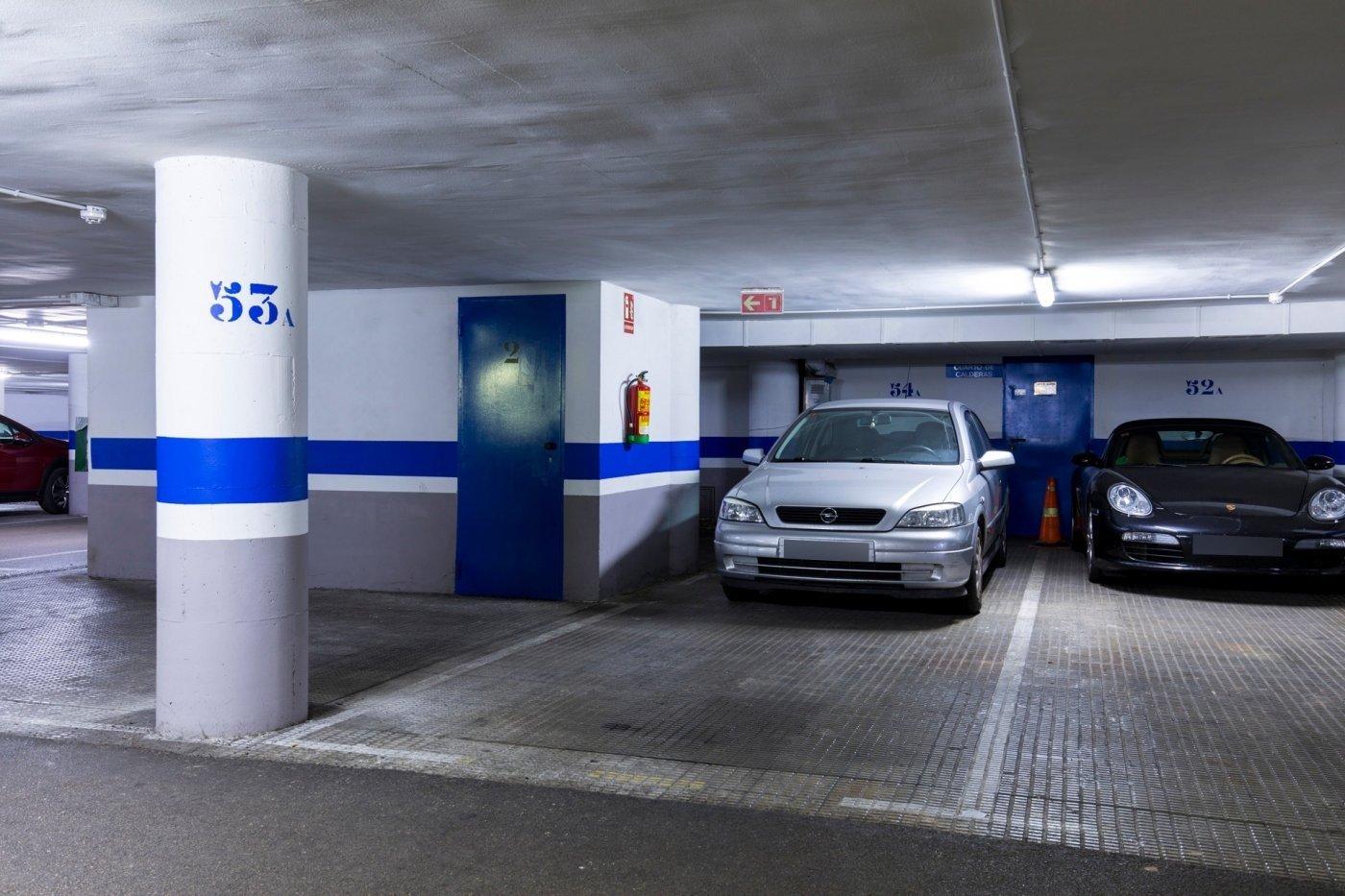 Garaje asis- dos plazas de garaje - imagenInmueble0