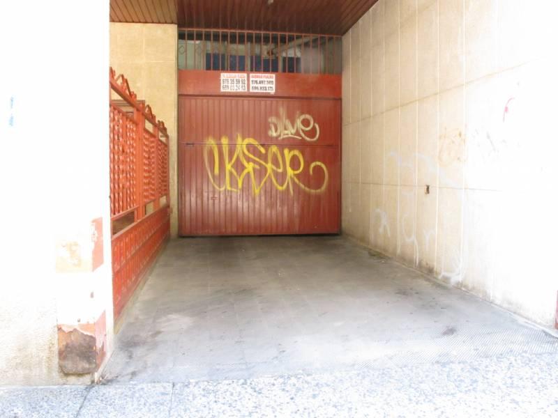 garaje en zaragoza · goya 33000€