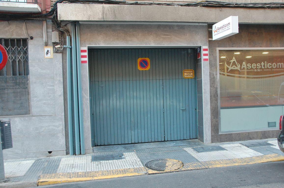 Vendo plaza garaje calle fita - imagenInmueble0