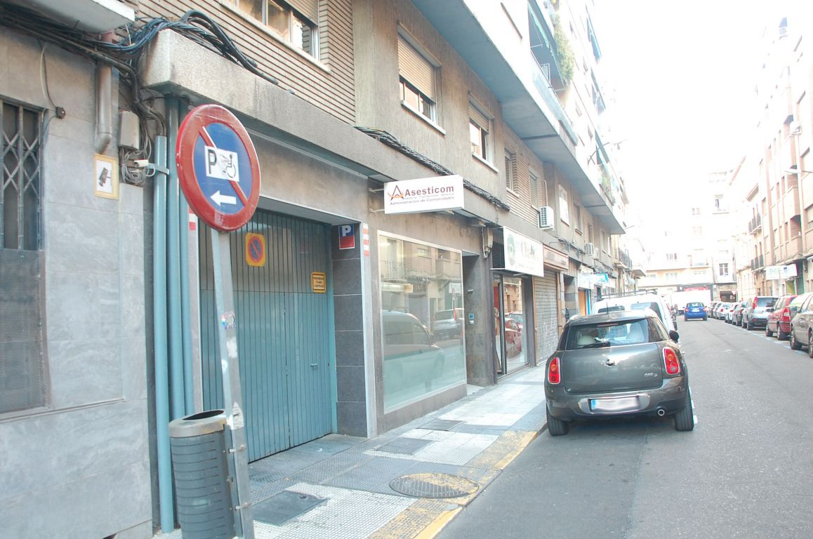 Vendo plaza garaje calle fita - imagenInmueble1