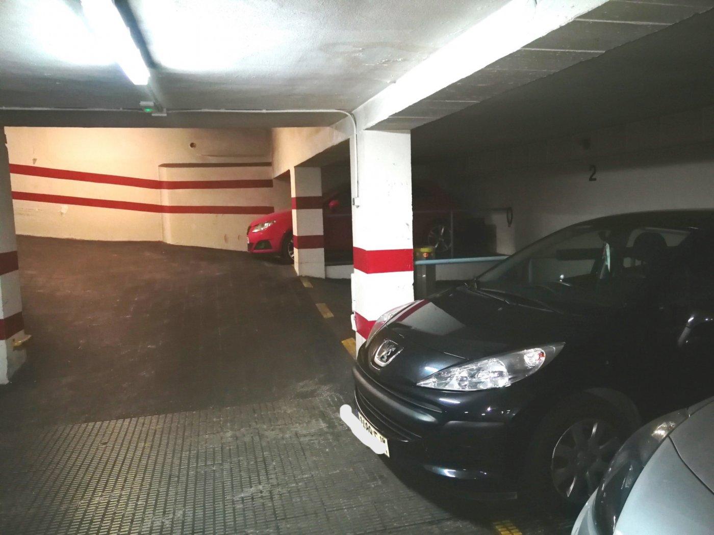 Vendo plaza garaje calle fita - imagenInmueble3