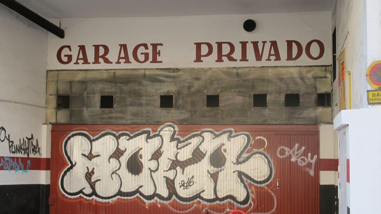 Plaza de garaje para coche pequeño o moto - imagenInmueble0