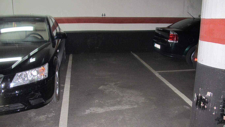 Plaza de garaje para coche pequeño o moto - imagenInmueble2