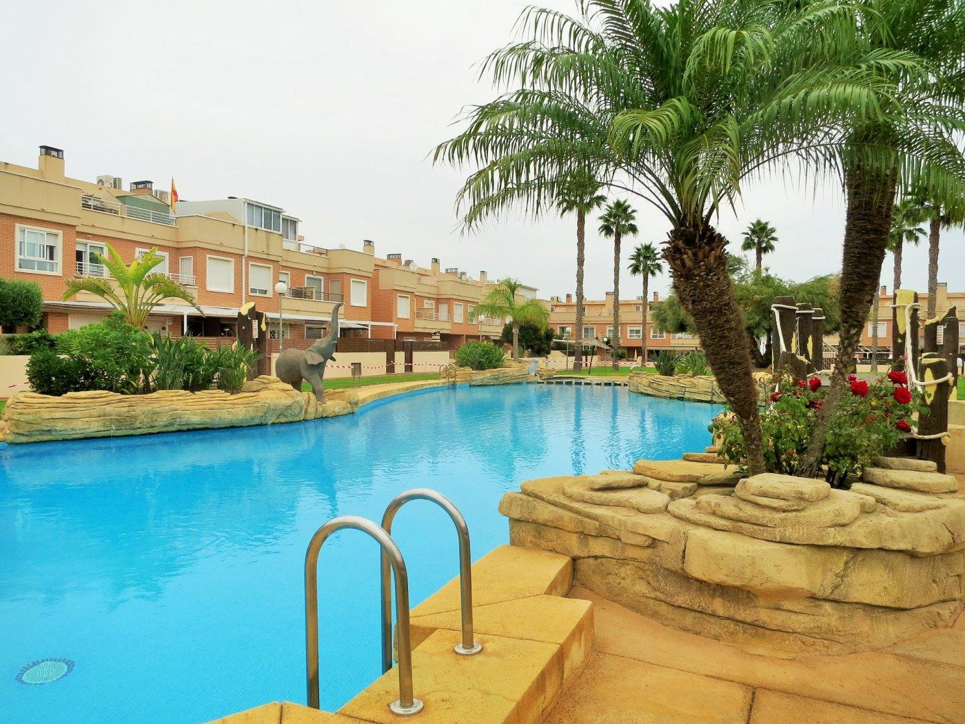 bungalow en gran-alacant · centro-comercial-monte-y-mar 220000€