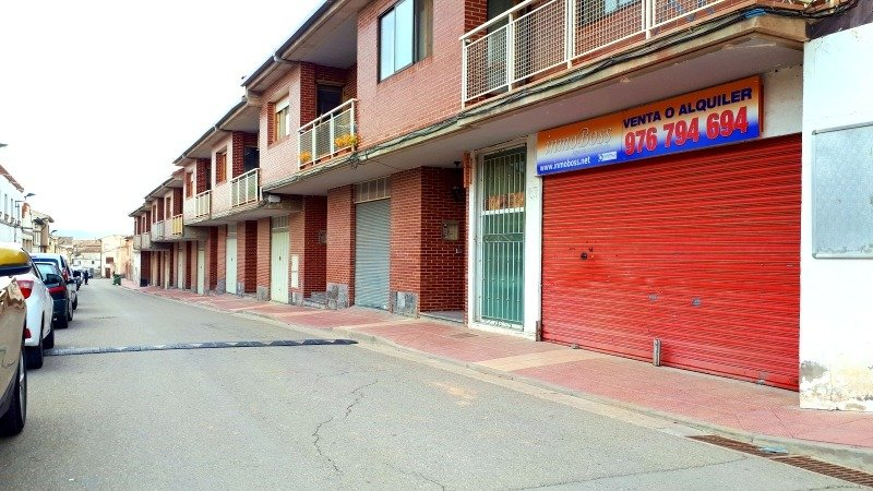 Local Comercial · Epila · Épila 190.000€ / 1.100€ MES€