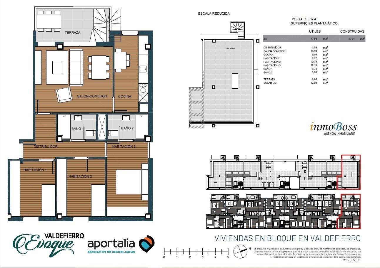 Ático · Zaragoza · Valdefierro 241.000€€
