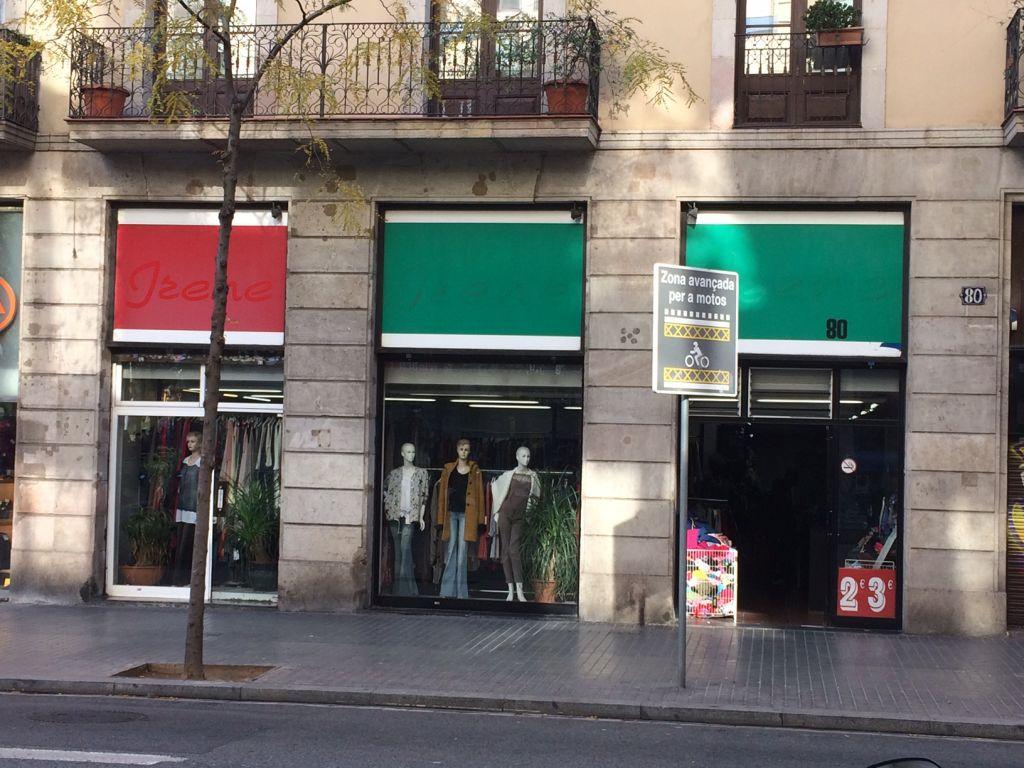 Local comercial en zona Sant Pere - Santa Caterina i la Ribera de 410m&sup2;<small> - ref.: 615jp</small>