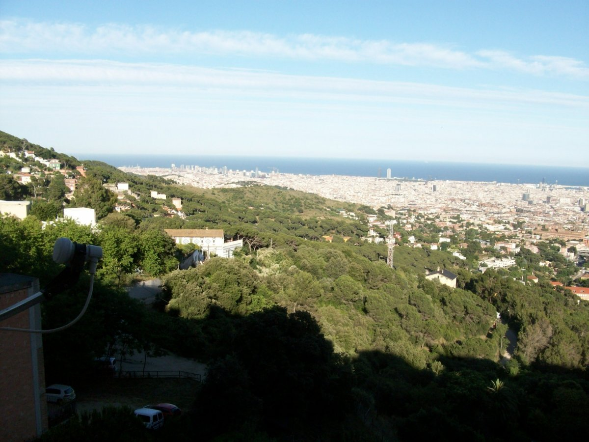 Piso en zona Vallvidrera - el Tibidabo i les Planes de 126m²<small> - ref.: 826mh</small>