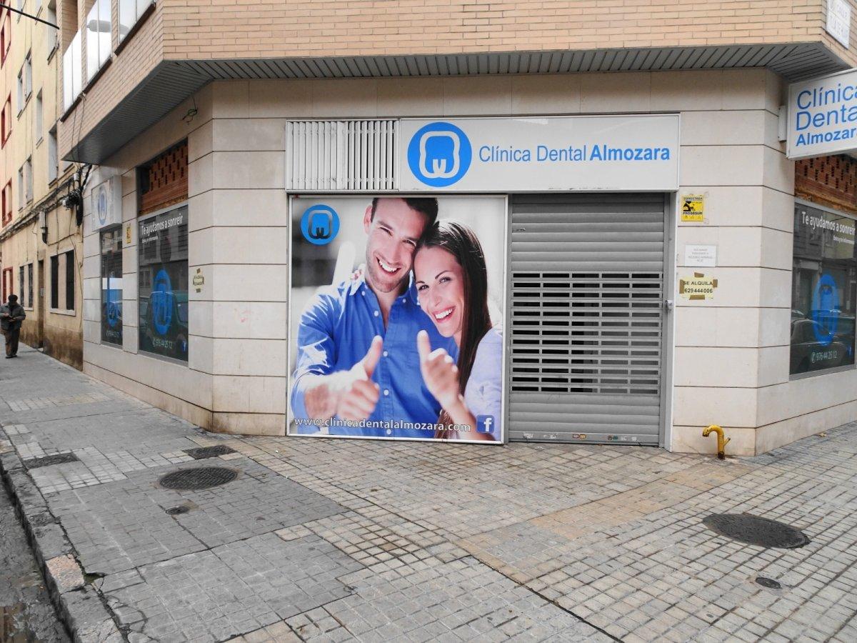 local-comercial en zaragoza · almozara 750€