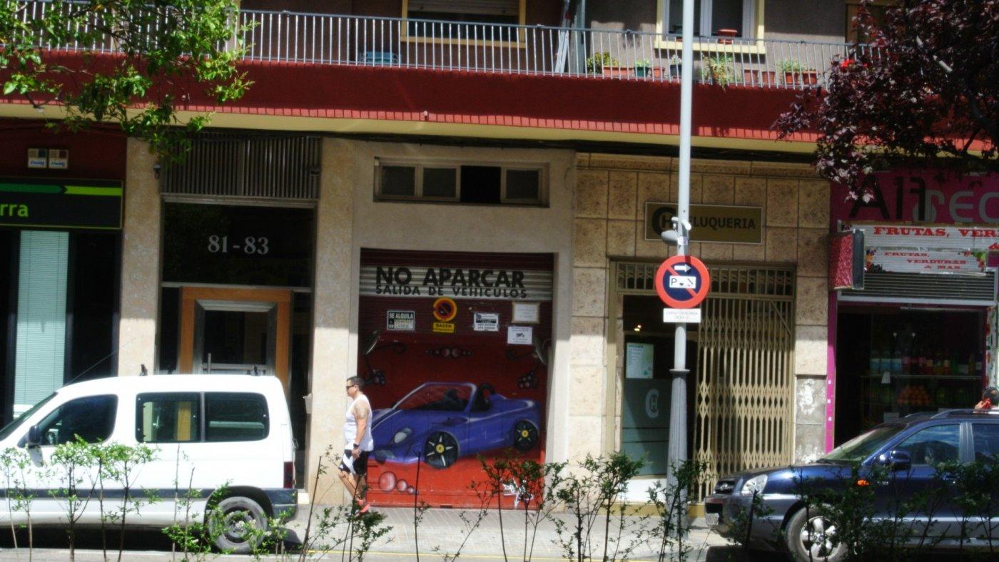 garaje en zaragoza · tenor-fleta 60€