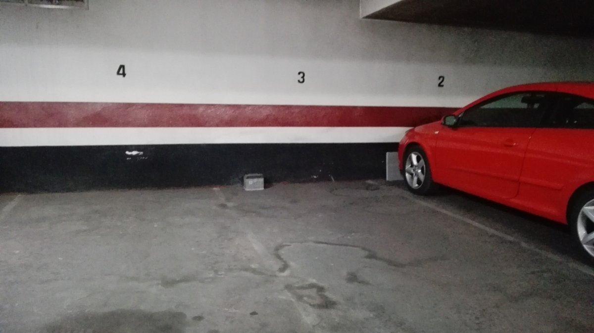 Plaza de parking en alquiler en Zaragoza