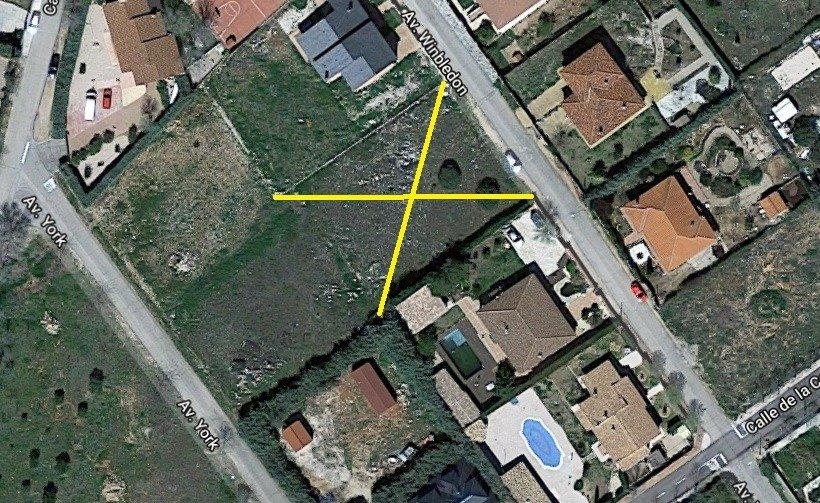 Plot for sale in Eurovillas  Nuevo Baztan, Nuevo Baztan