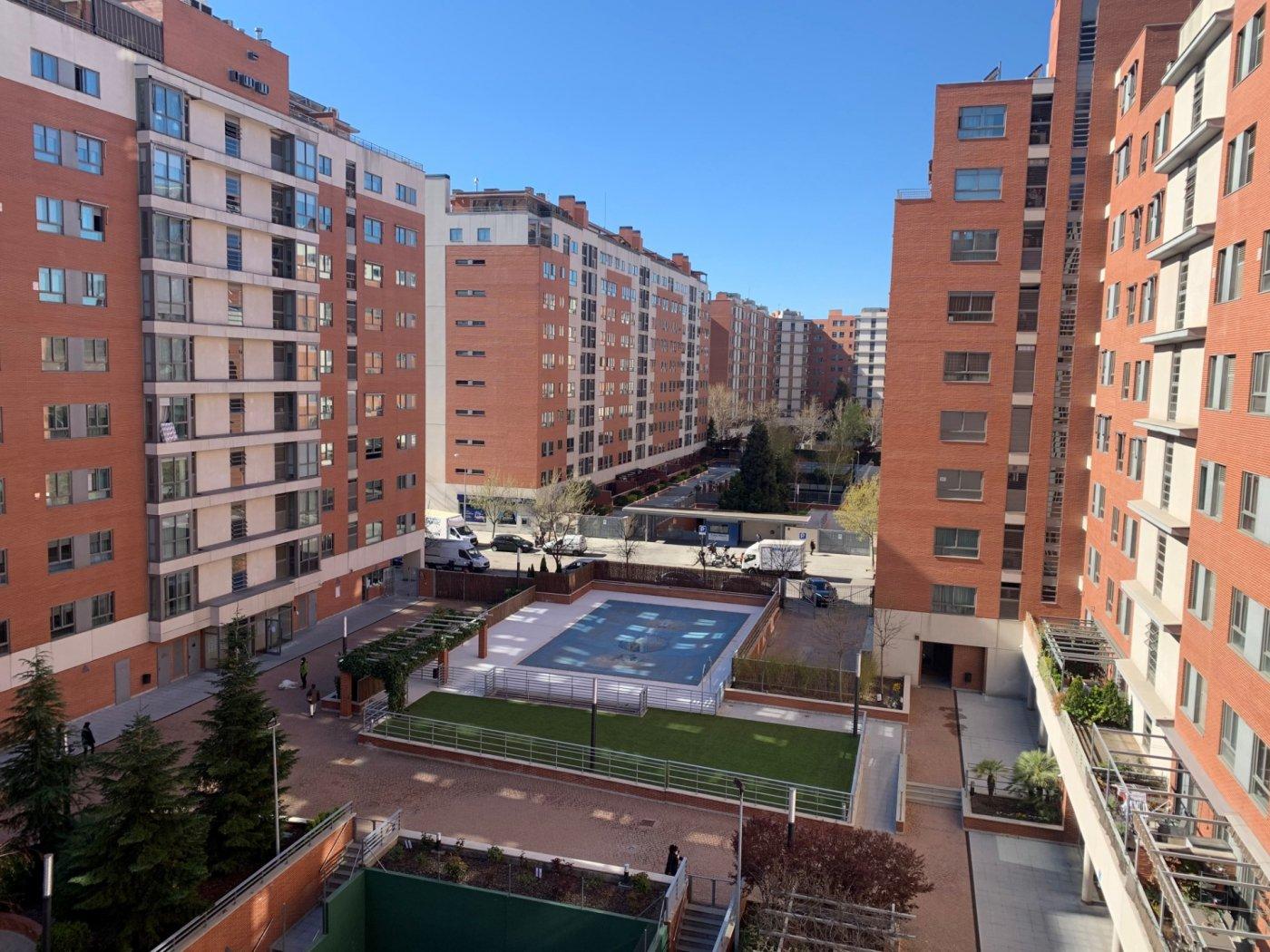 Flat for rent in Mendez Alvaro, Madrid