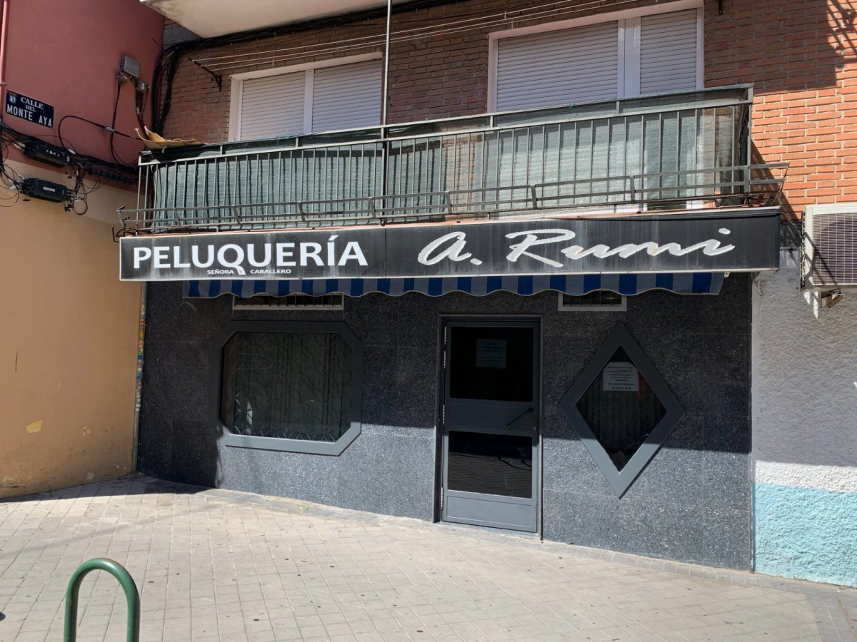 Premises for rent in Vallecas, Madrid