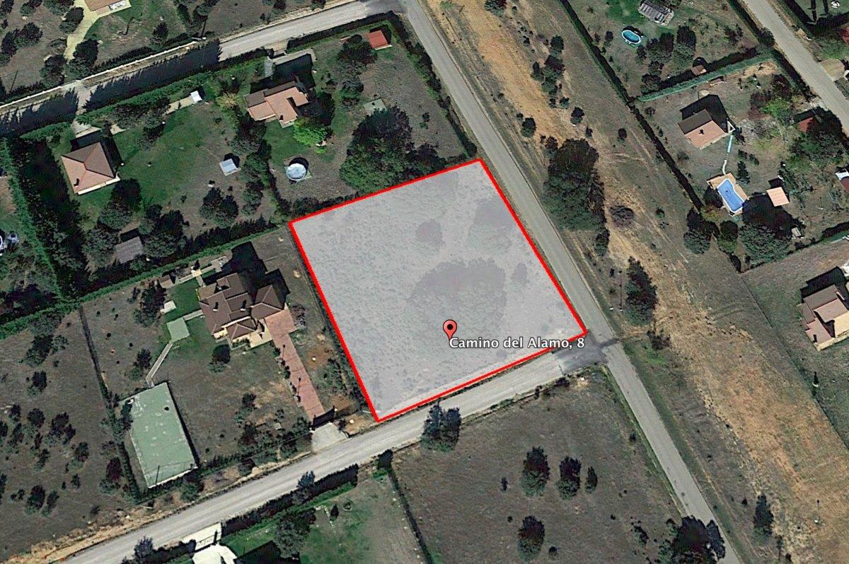 Plot for sale in Prado pinilla, Fresno de Cantespino