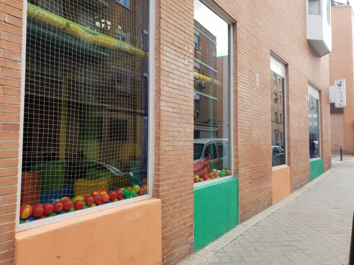 Premises for rent in Berruguete, Madrid