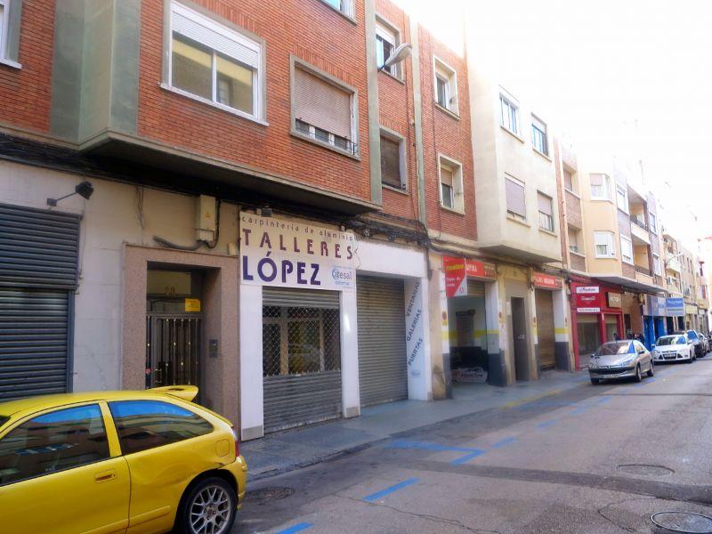 local-comercial en zaragoza · centro 186000€