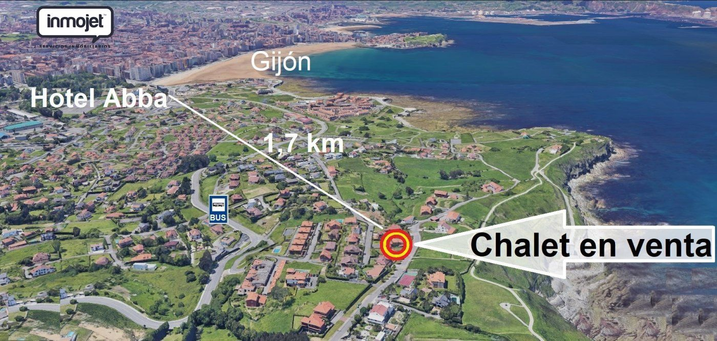 Chalet en Gijon - ASTURIAS