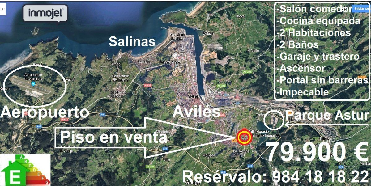 Piso en Corvera De Asturias - ASTURIAS