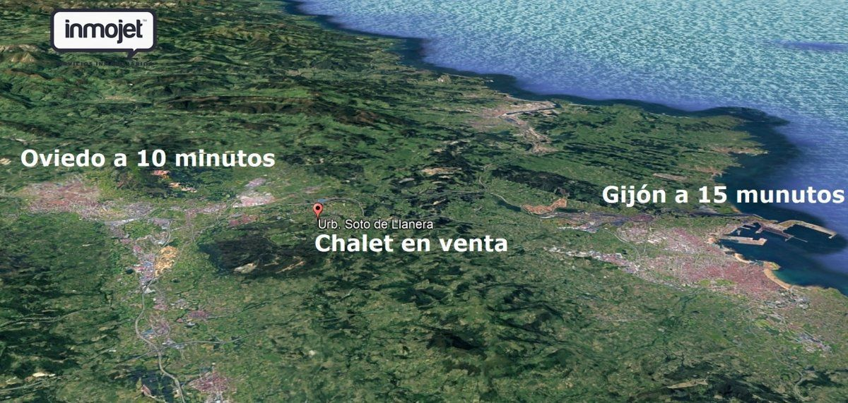 Chalet en Llanera - ASTURIAS