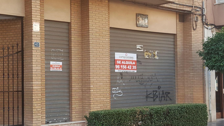 local-comercial en torrent · gomez-ferrer 150€
