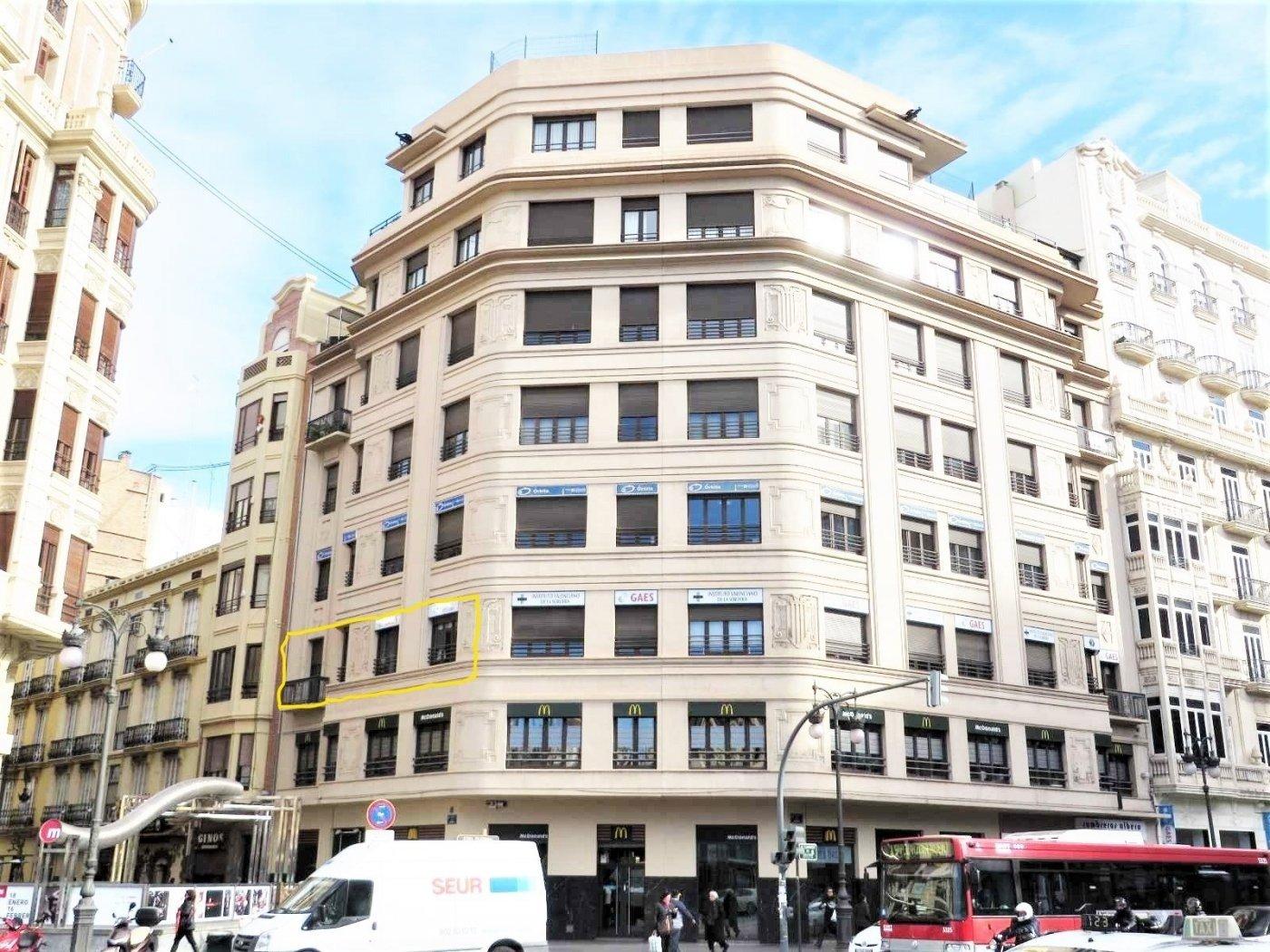 oficina en valencia · centro---sant-francesc 1600€