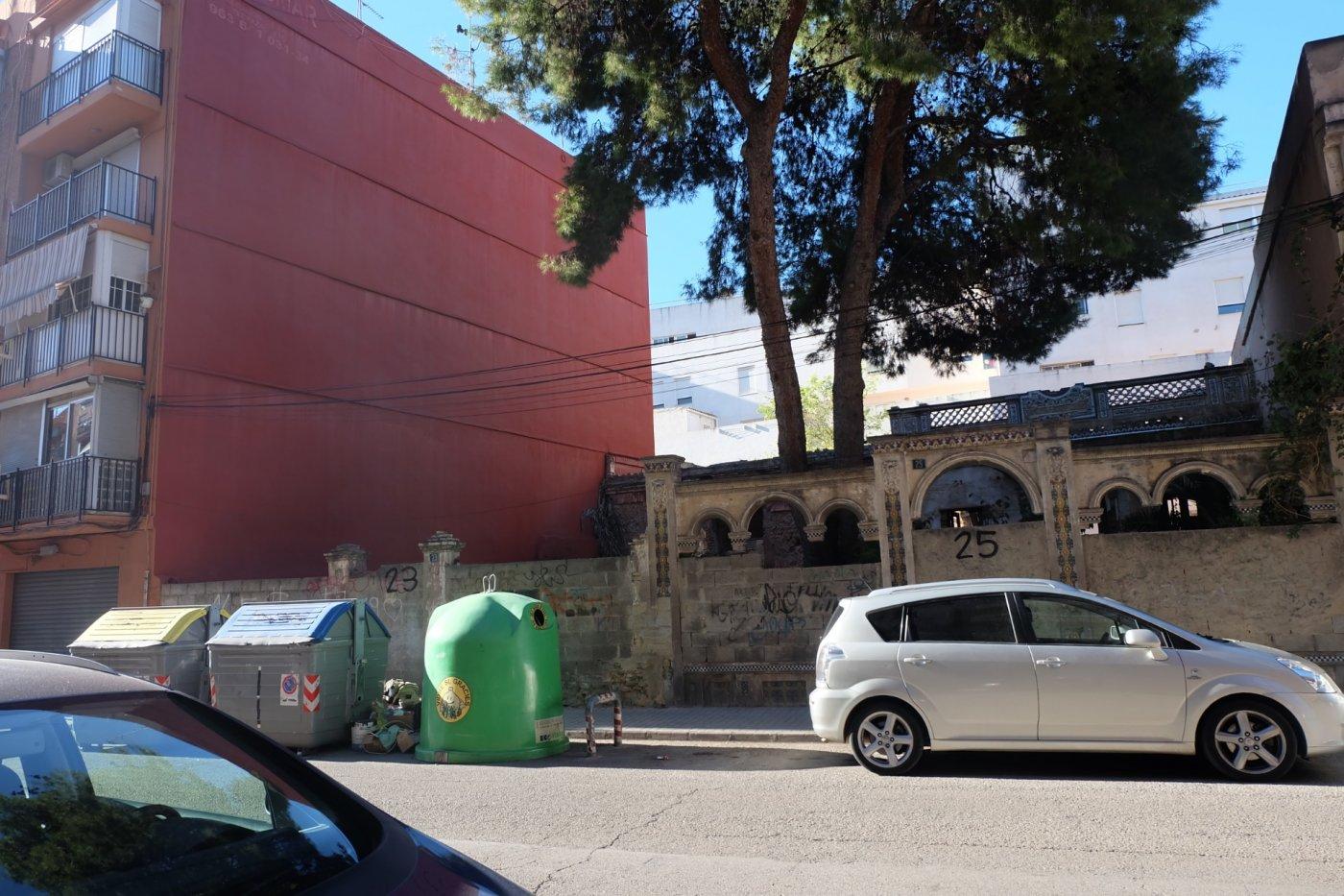 terreno-urbano en burjassot · burjassot 150000€