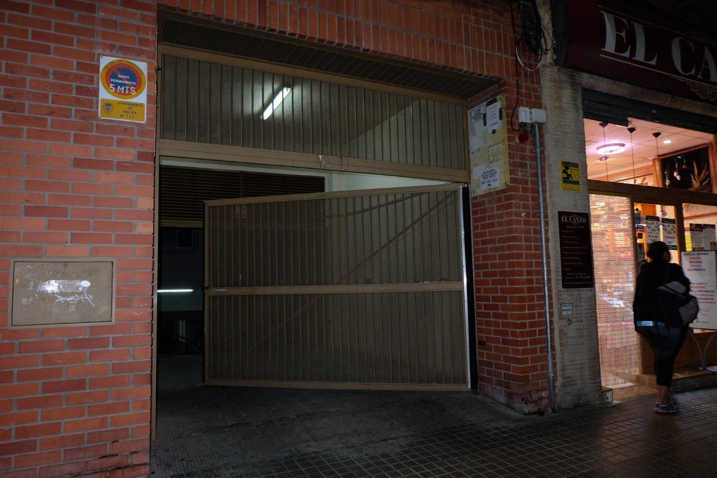 garaje en mislata · avenida-gregorio-gea 15000€