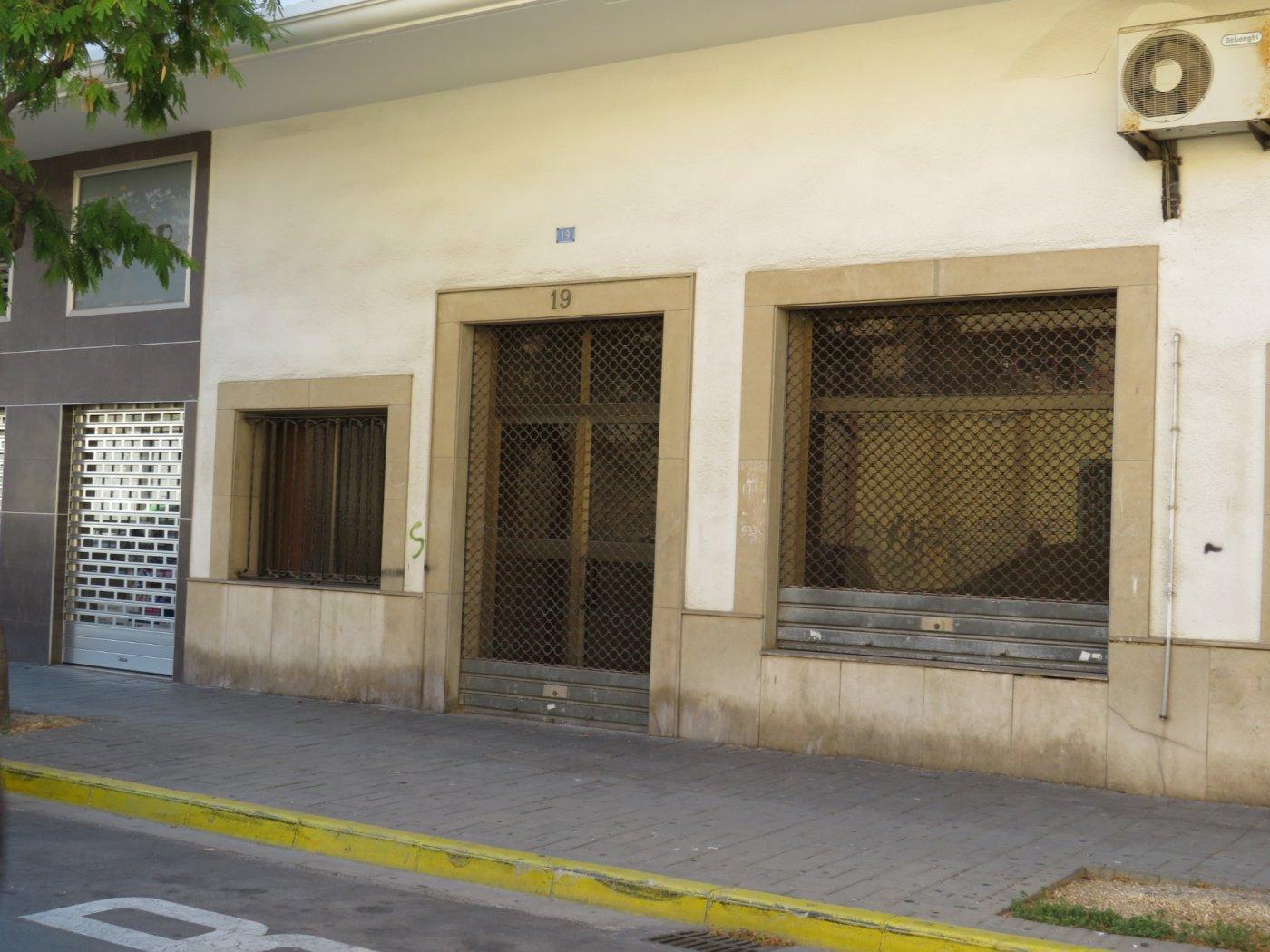 local-comercial en denia · centro 500€