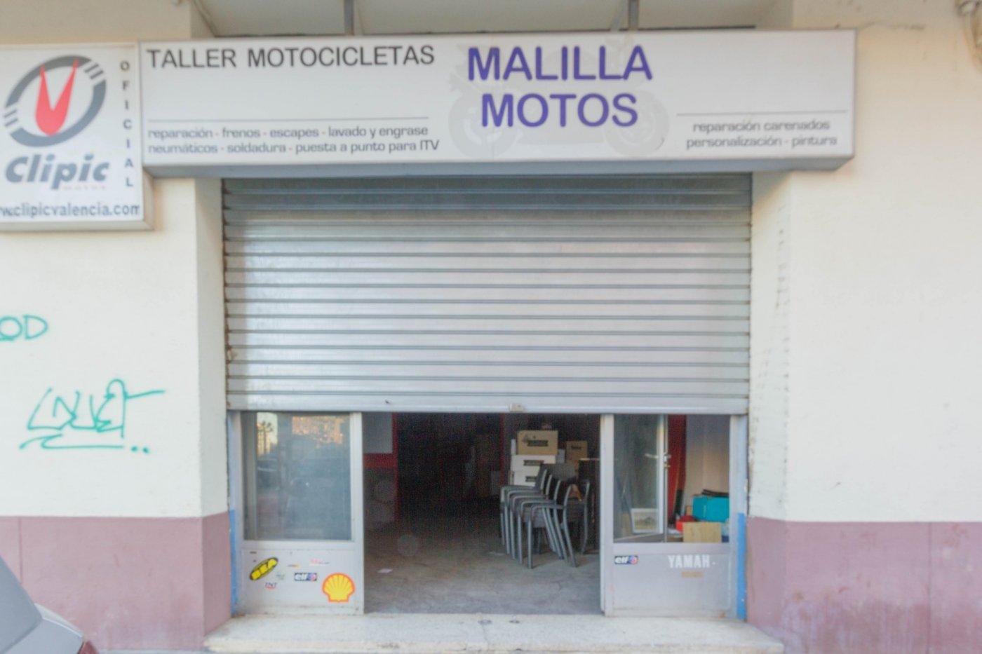 local-comercial en valencia · malilla 700€