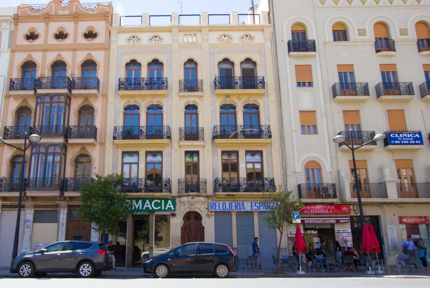local-comercial en valencia · la-creu-del-grau 1200€