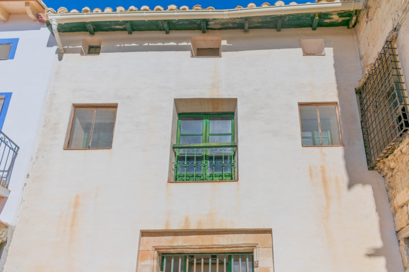 casa en hinojosa-de-jarque · hinojosa-de-jarque 39000€