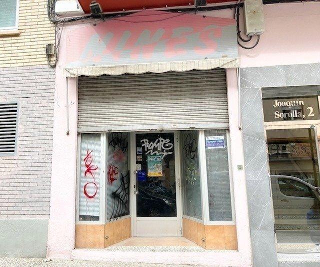 local-comercial en zaragoza · san-jose 250€