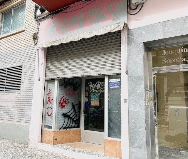 Local Comercial · Zaragoza · San Jose 30.000€ / 250€ MES€