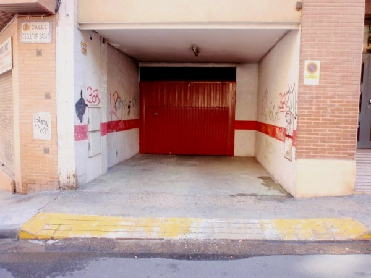 garaje en zaragoza · san-jose 17000€