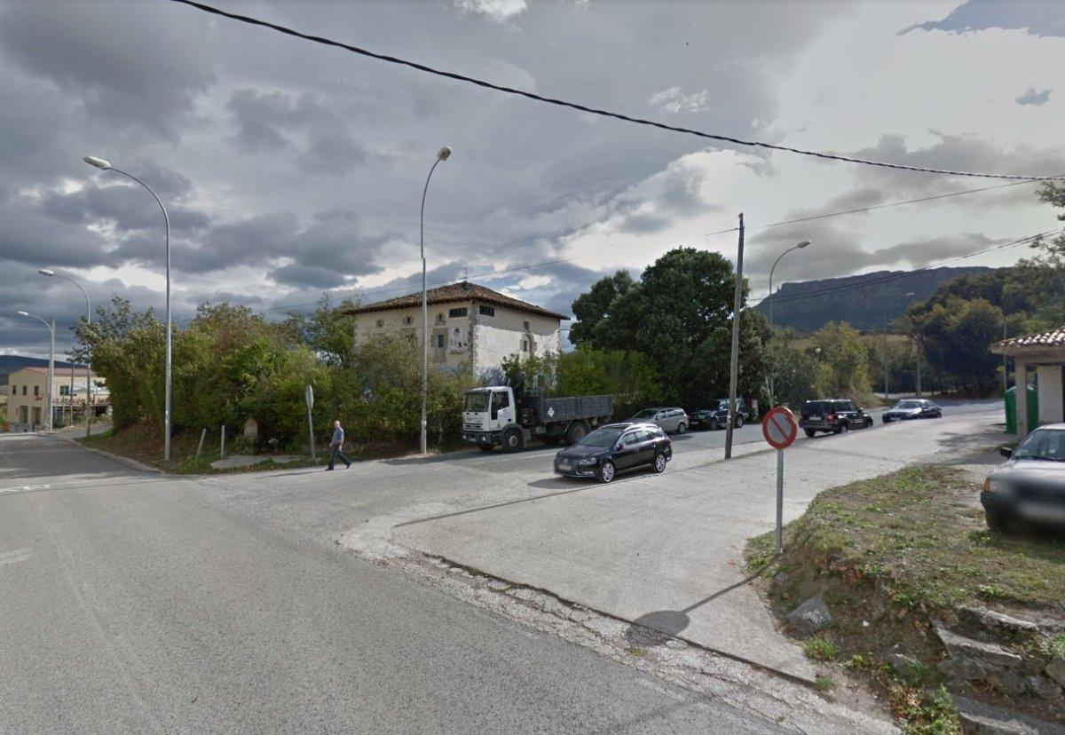 Parcela urbana en venta en Valle de Mena