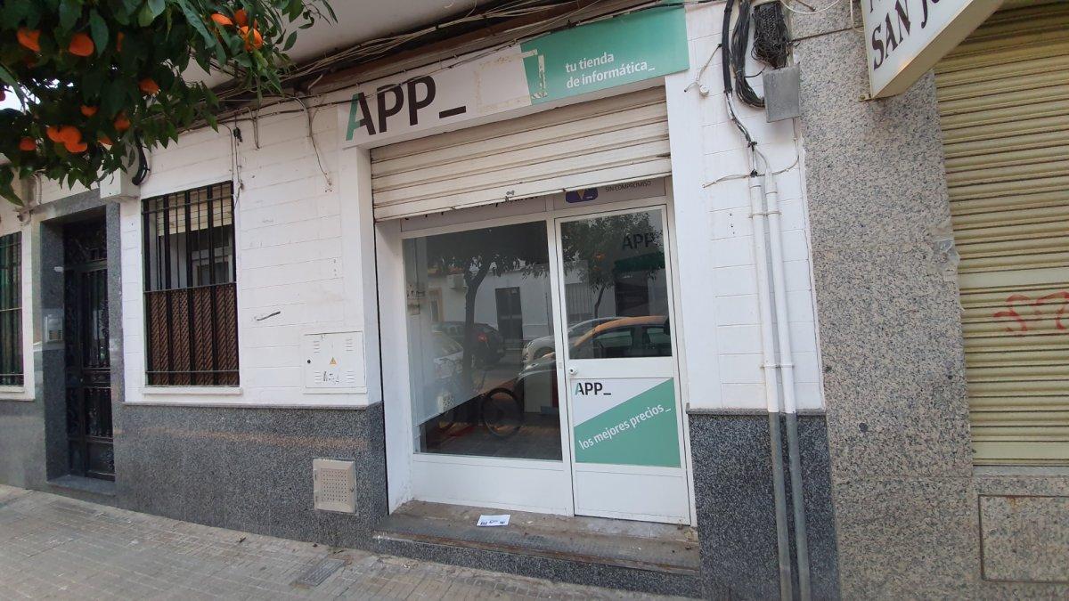 Local comercial para utilizar como trastero o almacÉn en ciudad jardÍn - imagenInmueble0