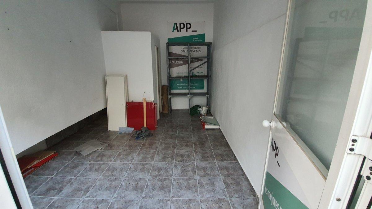 Local comercial para utilizar como trastero o almacÉn en ciudad jardÍn - imagenInmueble1