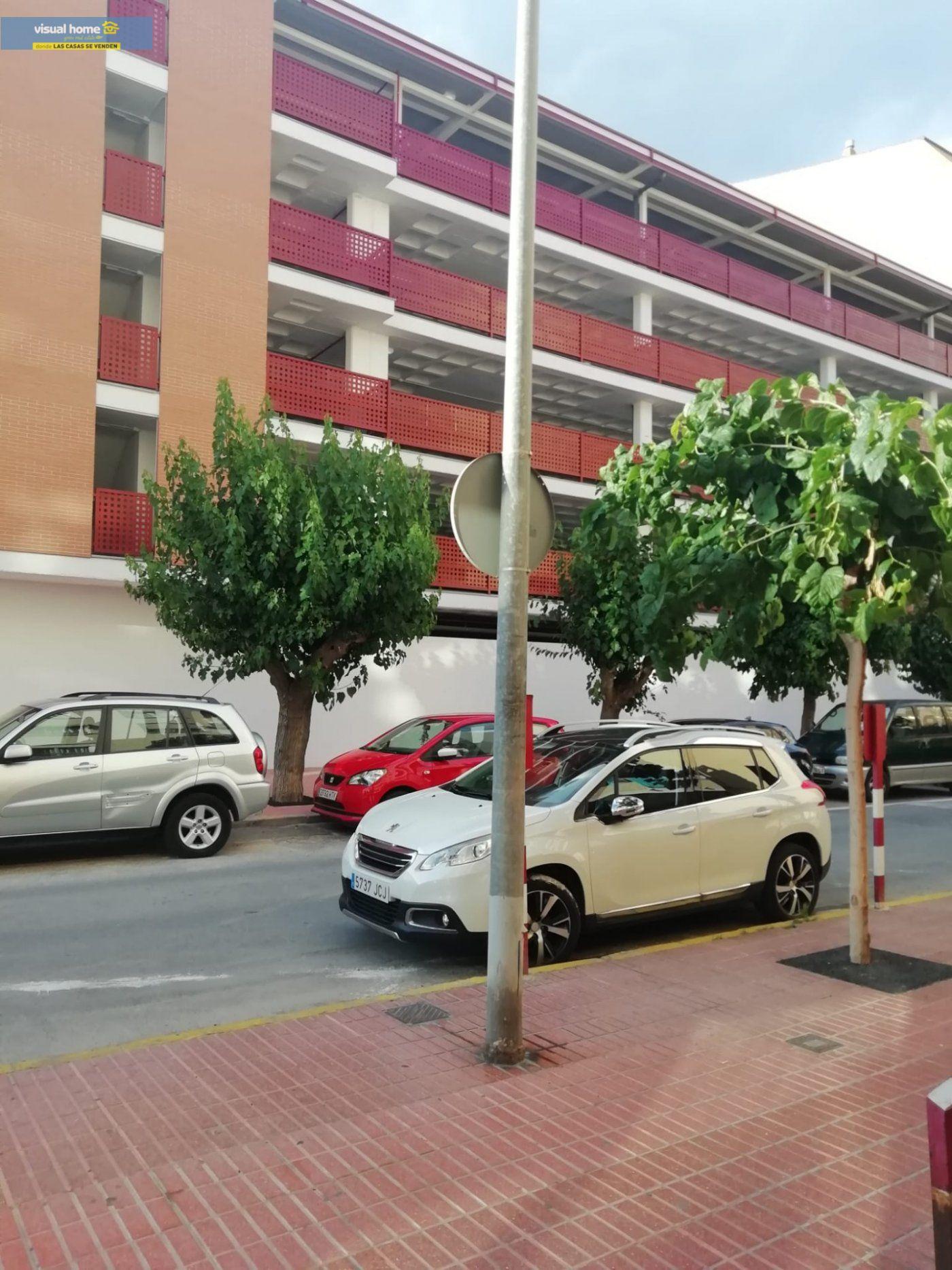 Parking en Benidorm zona Colonia Madrid de 2 m²