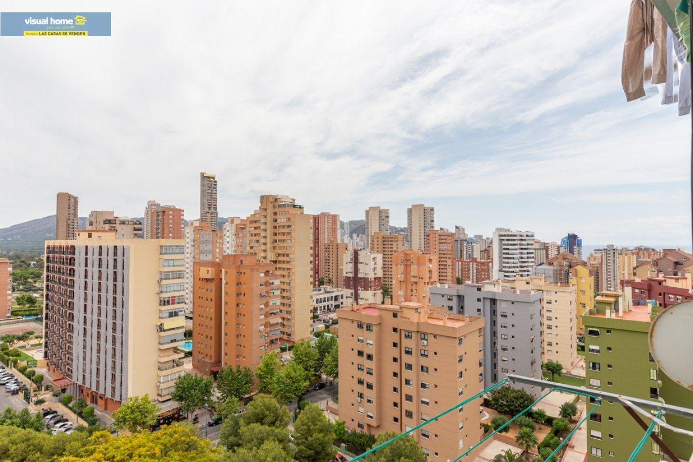 Apartamento en Benidorm zona Plaza de Toros de 52 m²