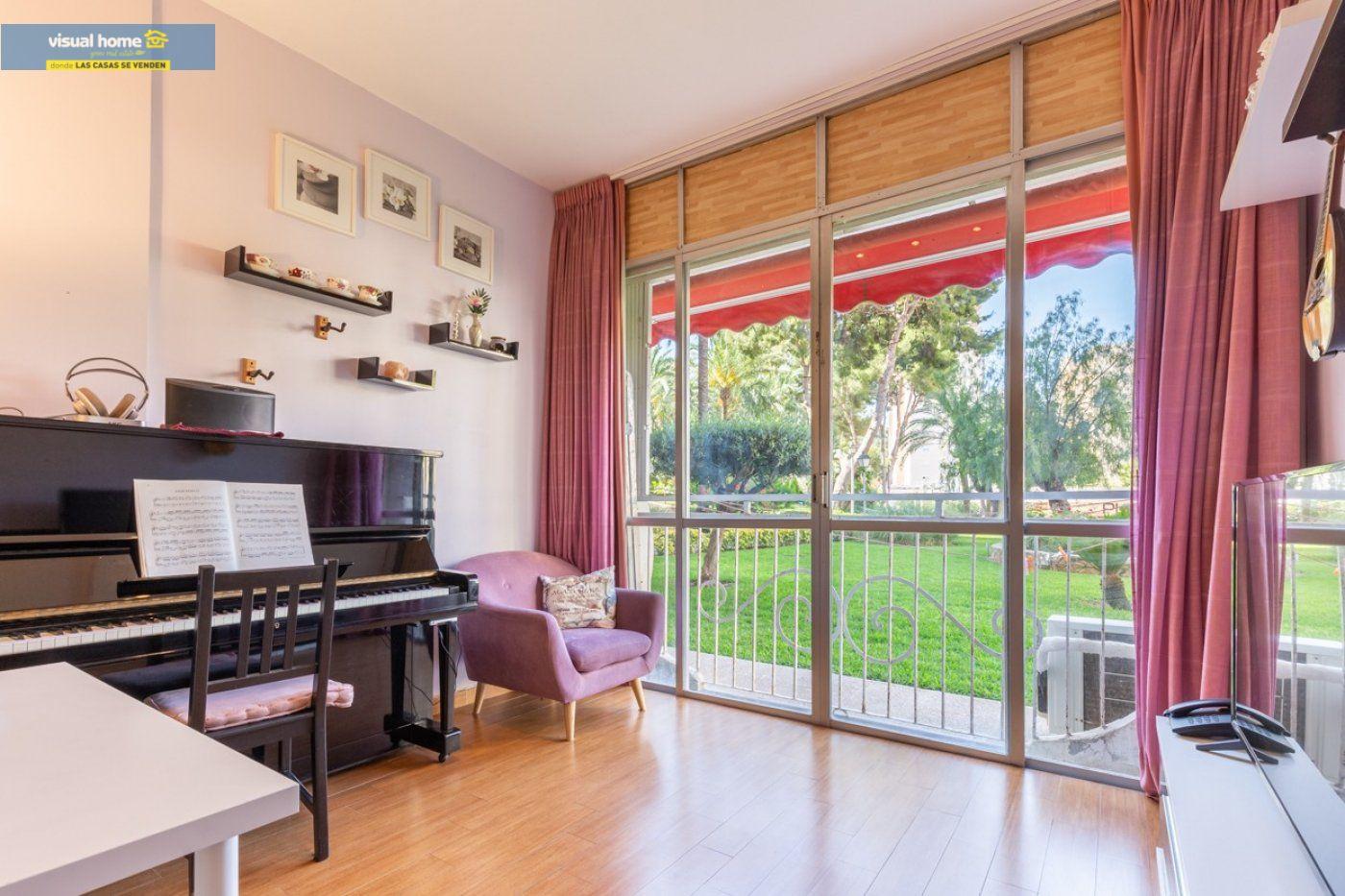 Estudio en Benidorm zona Rincon de Loix de 35 m²