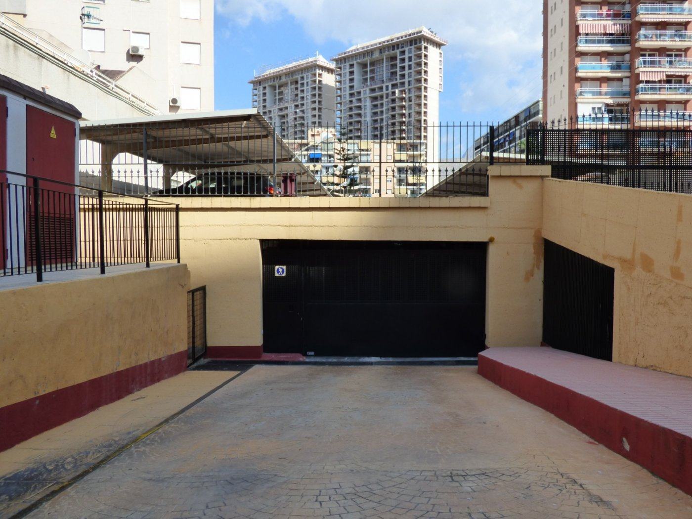 Garaje en Benidorm zona Cala de Finestrat de 15 m²
