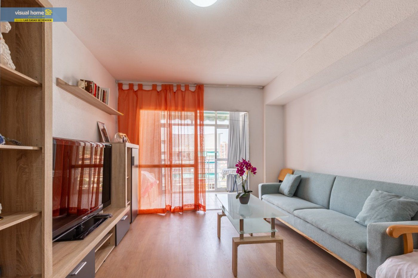Apartamento en Benidorm zona Juzgados de 56 m²