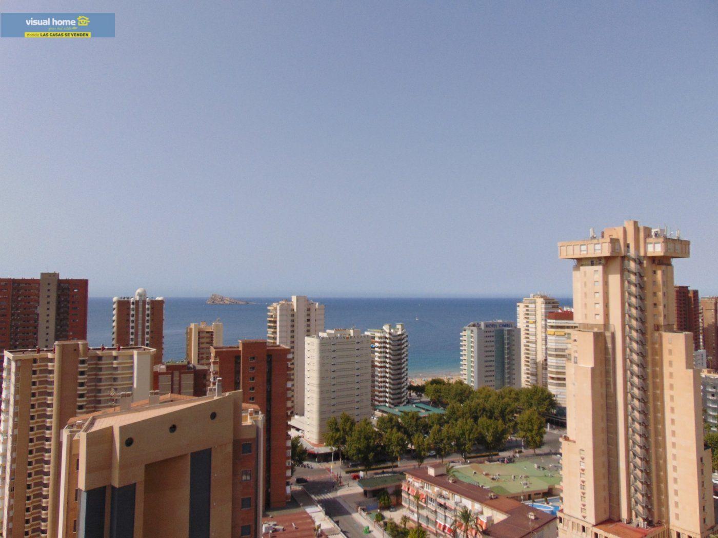 Apartamento en Benidorm zona Levante de 55 m²