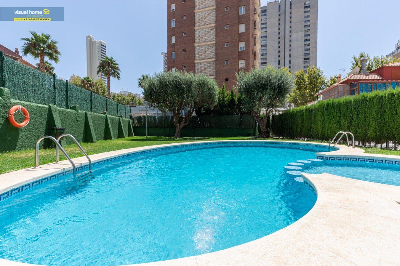Apartamento en Benidorm zona Levante de 52 m²