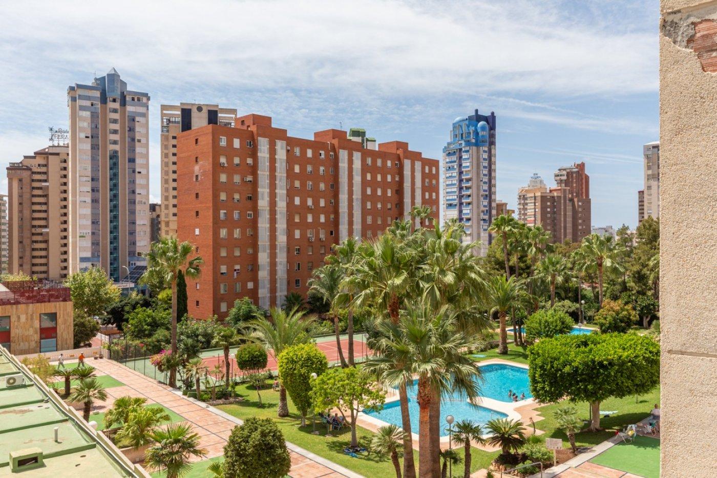 apartamento en benidorm · levante 119000€
