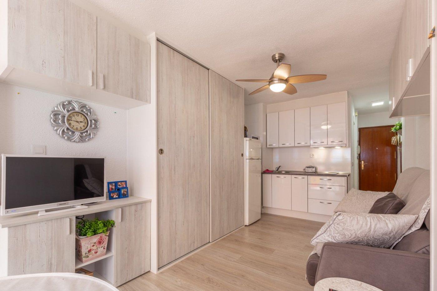 Estudio en Benidorm zona Poniente de 25 m²