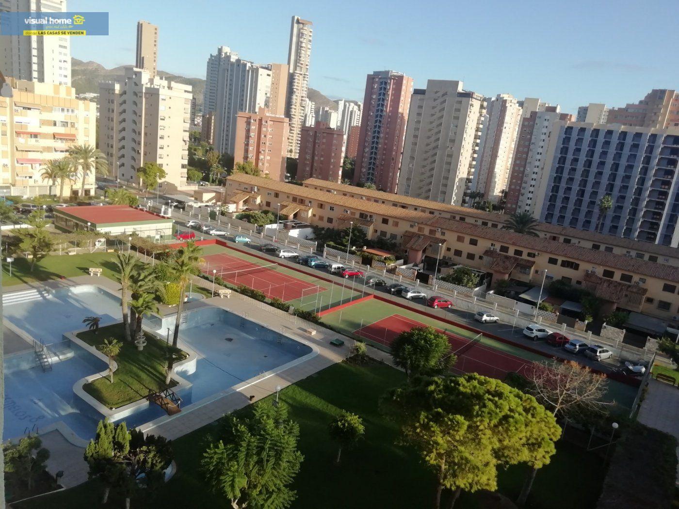 Piso en Benidorm zona Nuevos Juzgados de 57 m²