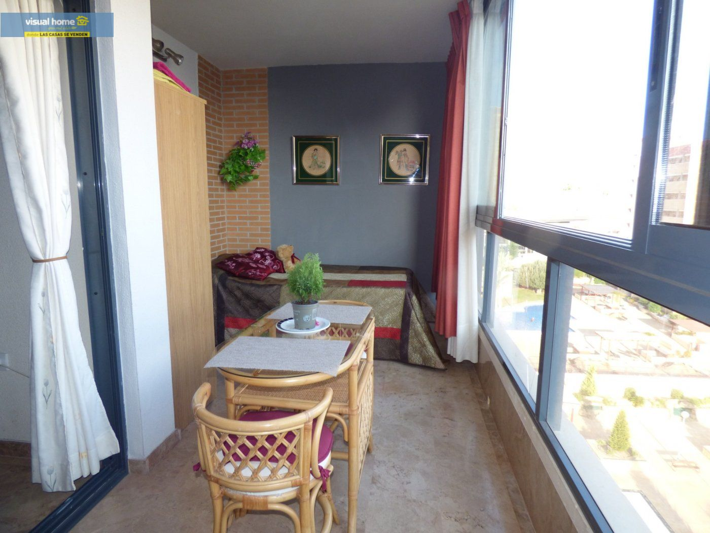 Piso en Benidorm zona Cala de Benidorm de 65 m²