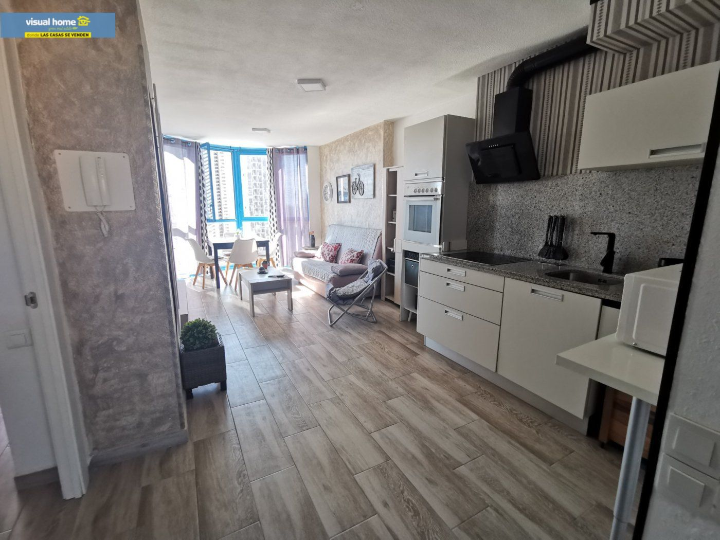 Apartamento en Benidorm zona Cala de Benidorm de 43 m²